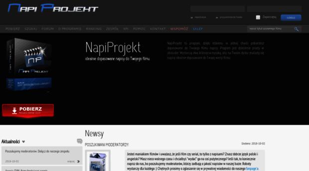 napiprojekt.pl