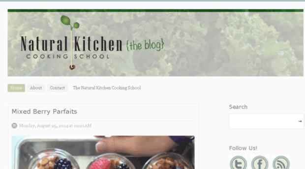 naturalkitchenschoolblog.com