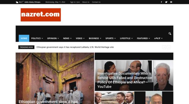 nazret.com