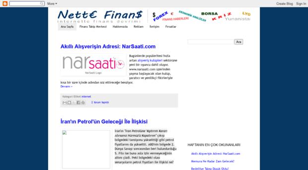 nettefinans.blogspot.com