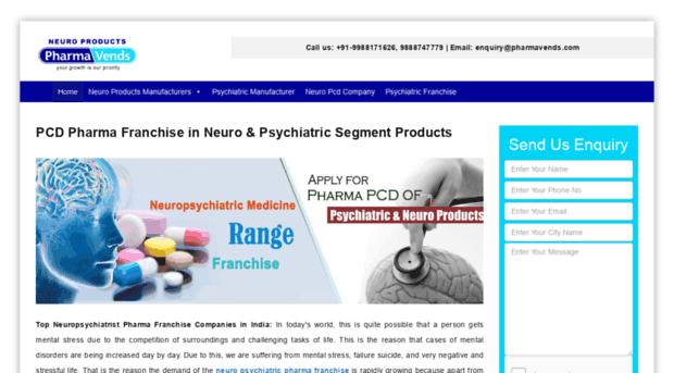 neurology.pharmavends.com