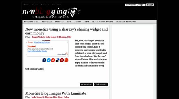 newbloggingtipz.blogspot.in