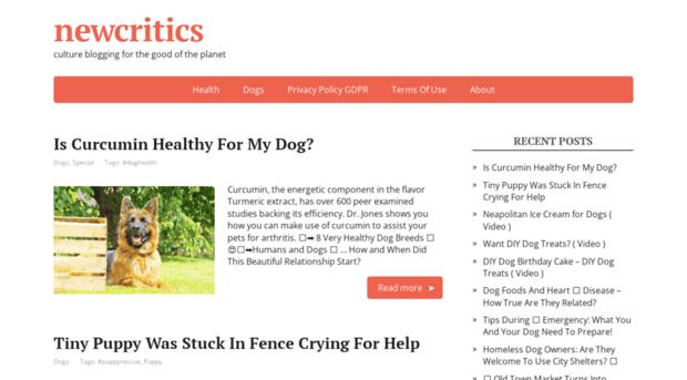 newcritics.com
