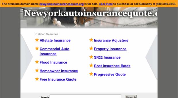 newyorkautoinsurancequote.org
