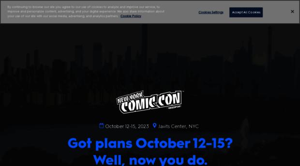 newyorkcomiccon.com