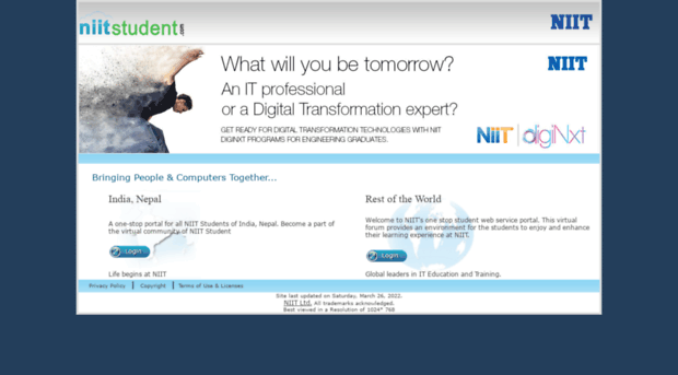 niitstudent.com
