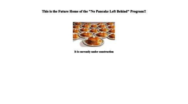 nopancake.org