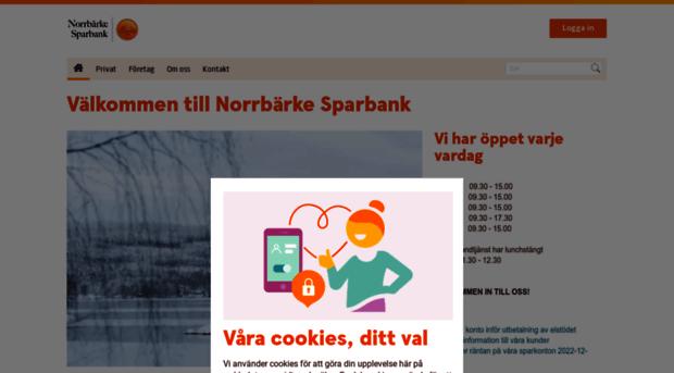 norrbarke-sparbank.se