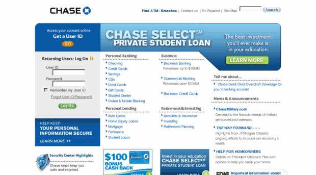 Chase Mortagage