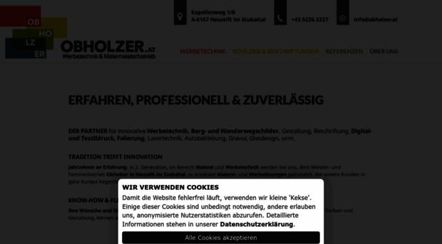 obholzer.at