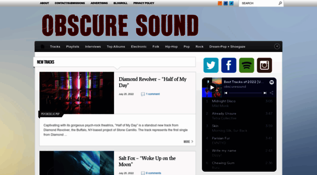 obscuresound.com