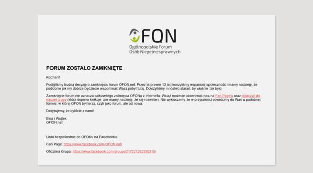 ofon.net