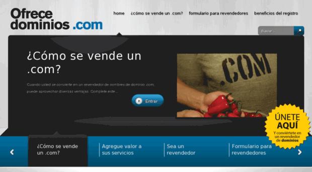 ofrecedominios.com