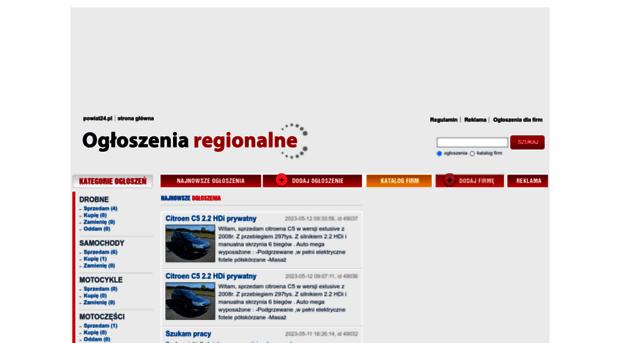 ogloszenia.powiat24.pl