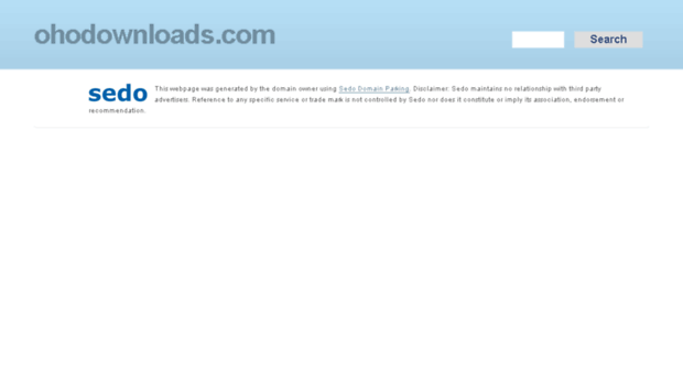 ohodownloads.com