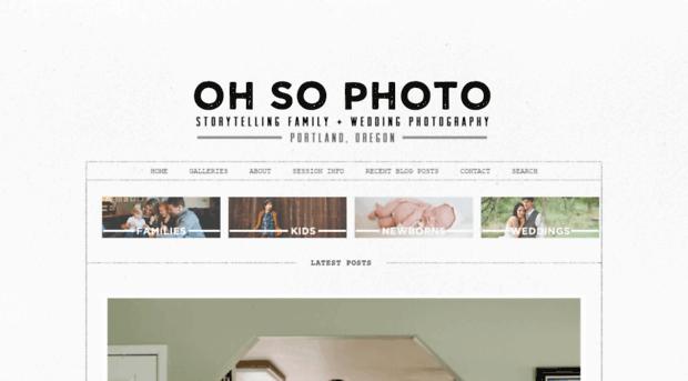 ohsophoto.com