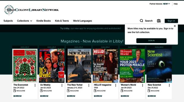 oldcolony.libraryreserve.com