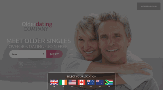 Dating login 40s Over 40