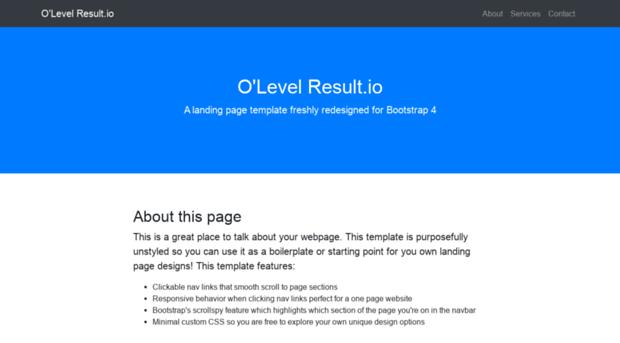 Bootstrap 4 Scrollspy Smooth Scroll
