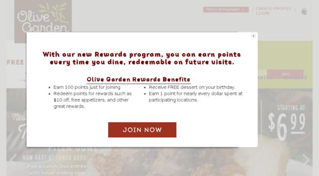 Olive Garden Italian Restauran Olive Garden