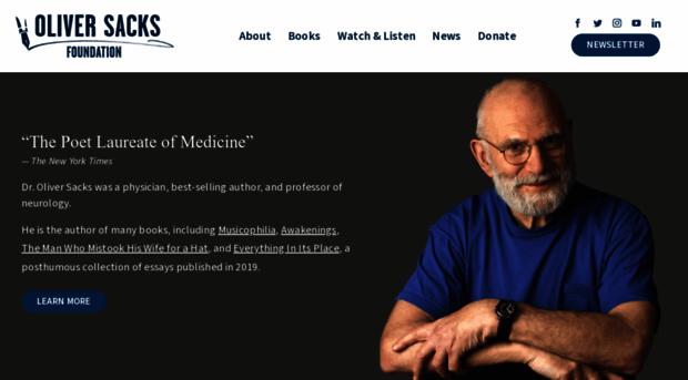 oliver sacks prodigies