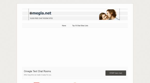 Text omegle chat like Omegle Alternative