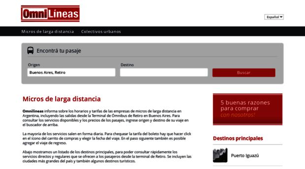 omnilineas.com.ar