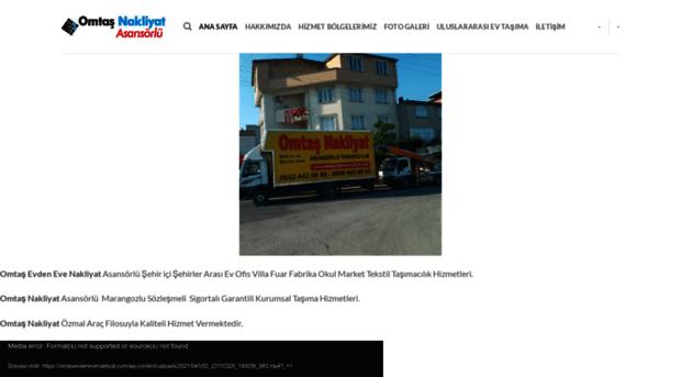 omtasevdenevenakliyat.com