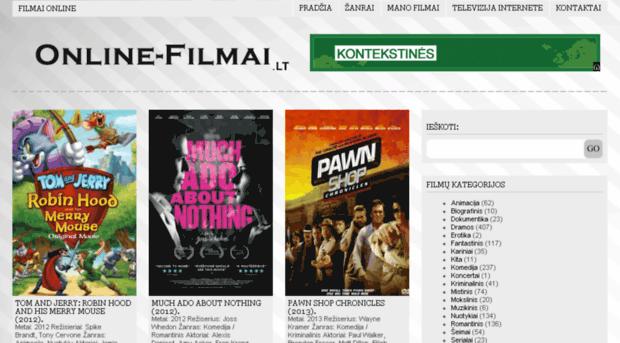 Online Filmas