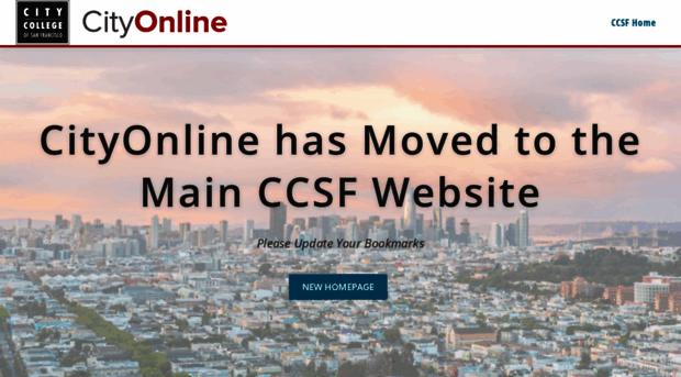 online.ccsf.edu