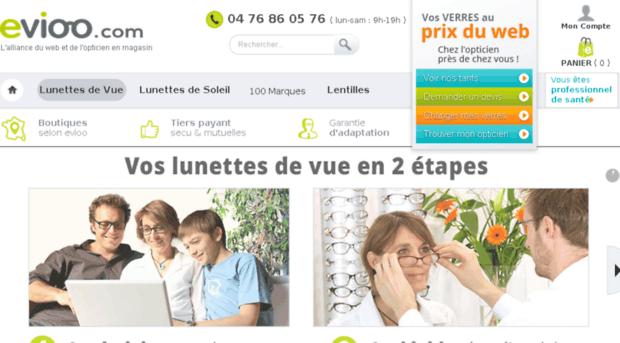 optique.evioo.com