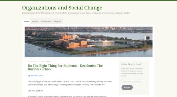 organizationsandsocialchange.wordpress.com