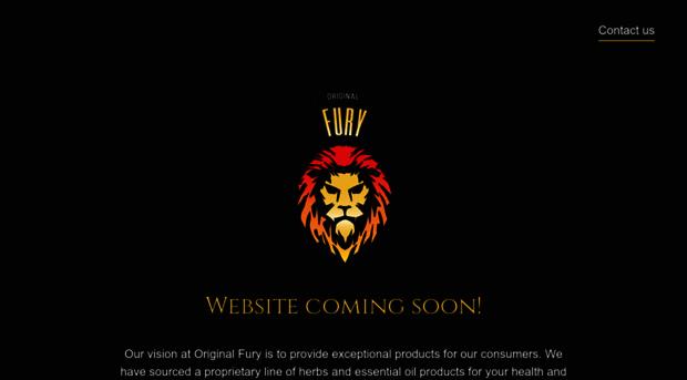 originalfury.com