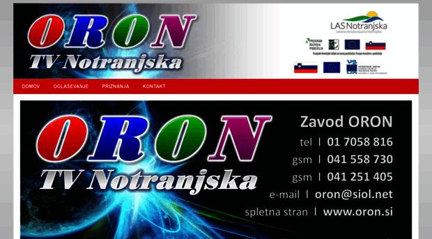 oron.si