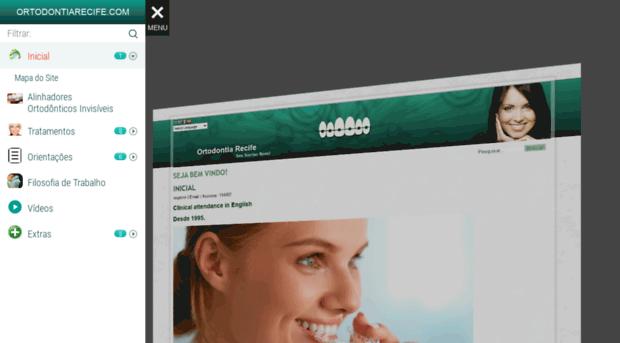 ortodontiarecife.com