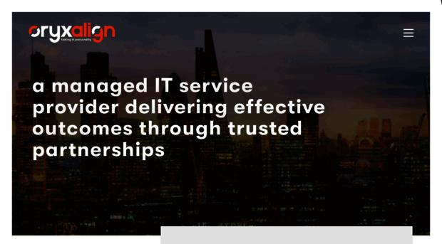 oryxalign.com