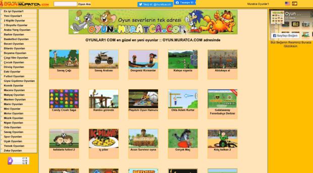 oyun.muratca.com - oyunlar1 oyunları MURATCA oyun... - Oyun MURATCA