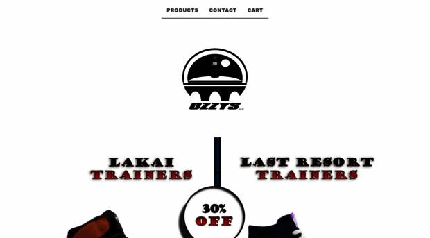 ozzys.co.uk