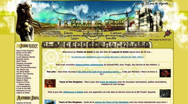 palaiszelda.com