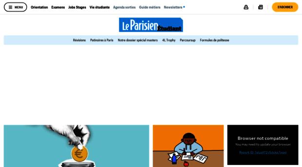 parisetudiant.com