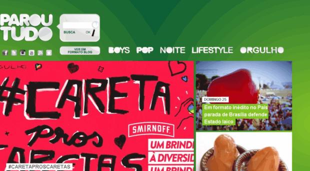 paroutudo.com.br