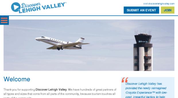partners2014.discoverlehighvalley.com