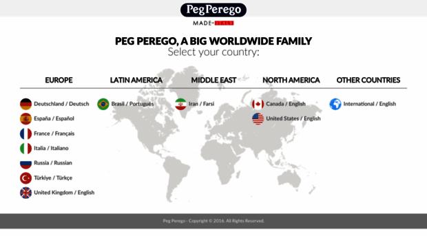 pegperego.com