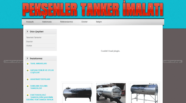 peksenlertanker.com