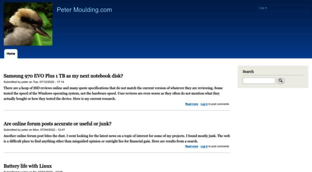 petermoulding.com
