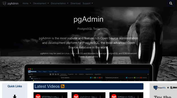 Documentation Pgadmin Postgresql Tools