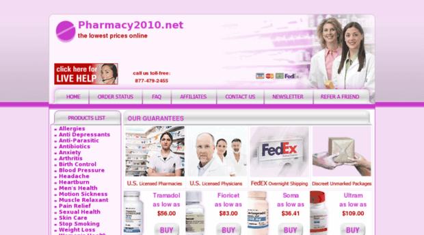 pharmacy2010.net