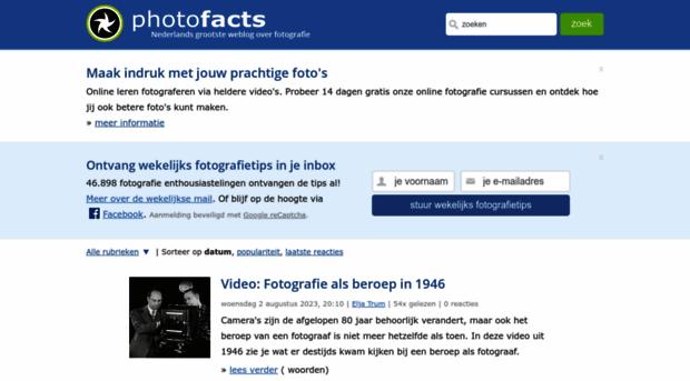 photofacts.nl