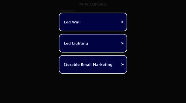 phplamp.org