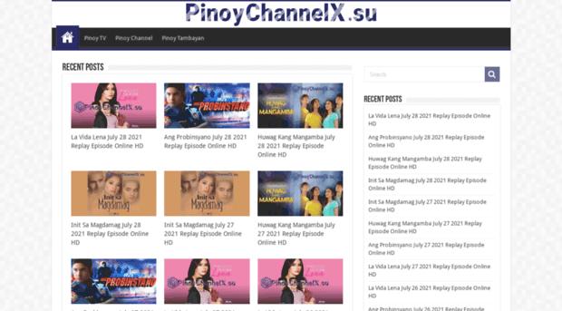 pinoychannelx.su